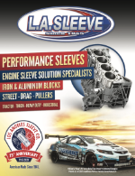 LASLEEVE auto and industrial performance catalog