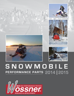 Wossner Snowmobile catalog