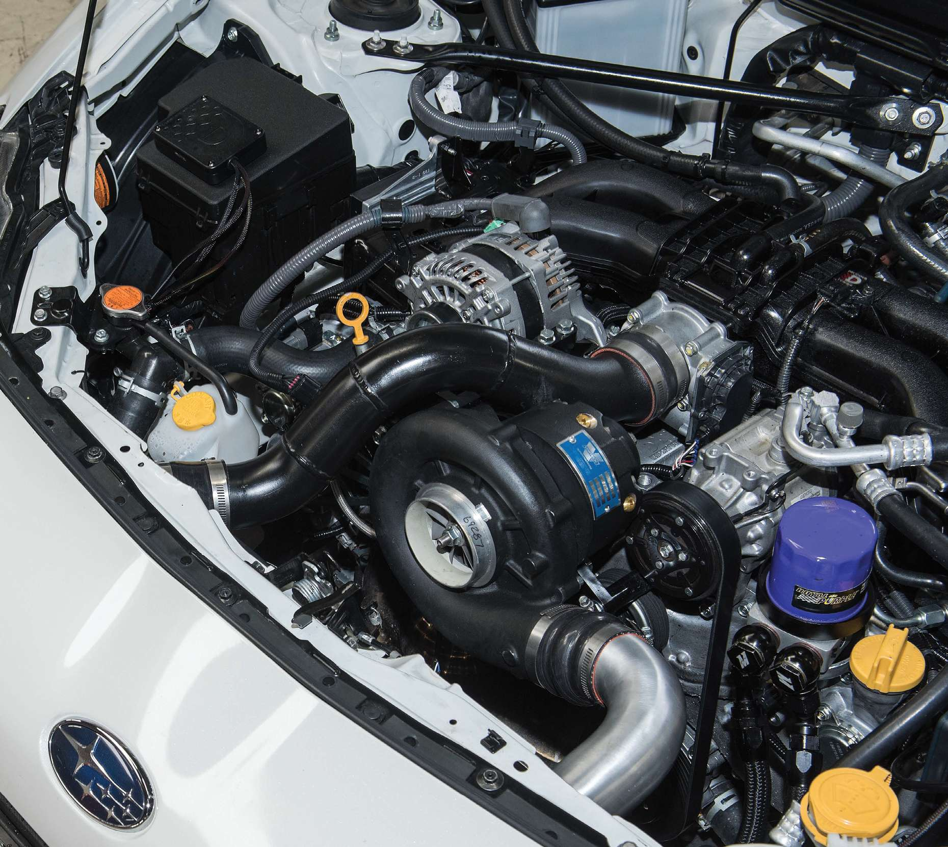 Lasleeves 500whp Brz Build Lasleeve Subaru Boxer Engine Diagram Under The Hood