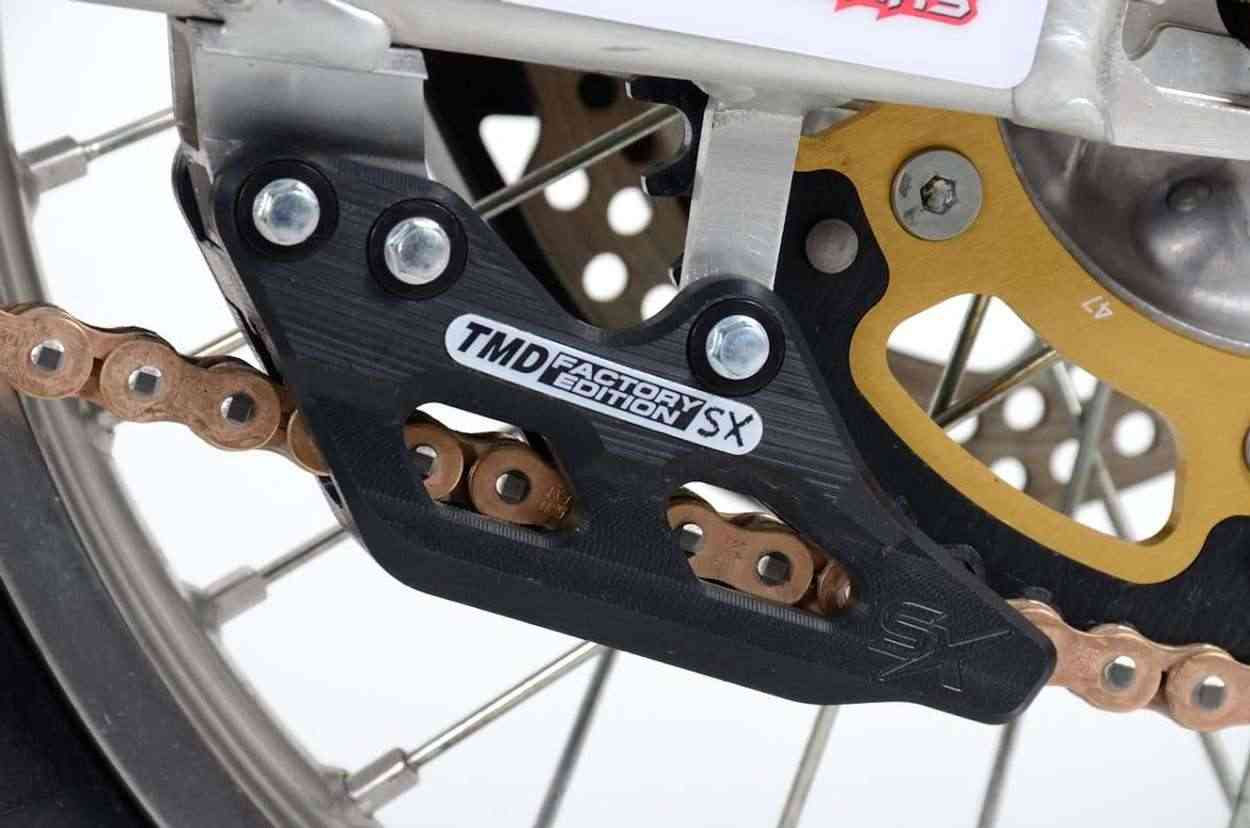 L.A.SLEEVE CRF450RX chain guide