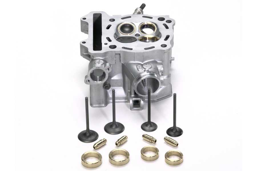 L A  SLEEVE Cylinder Head Rebuilding Services - Head-4