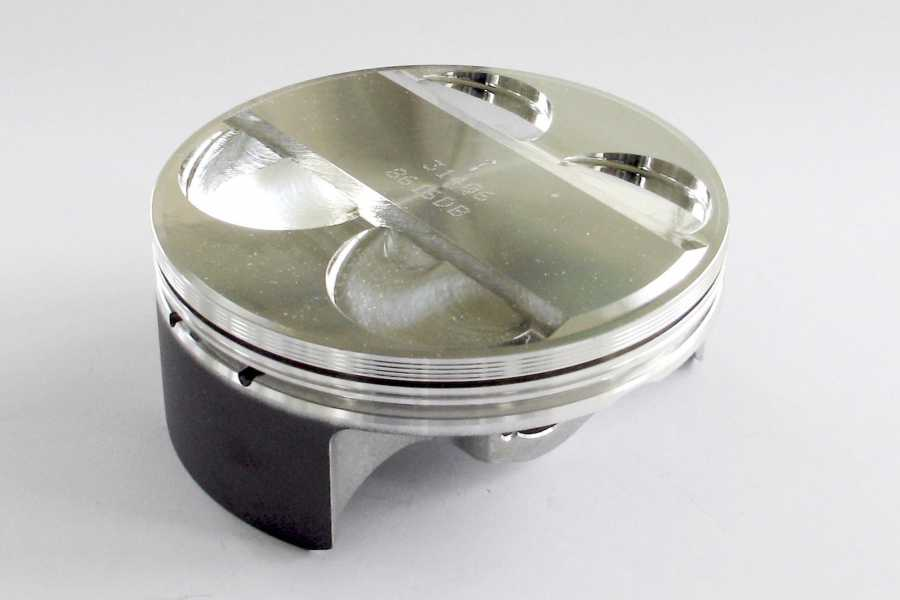 Wossner big bore piston 100mm 493cc 12 5 1 comp for Wossner mobel