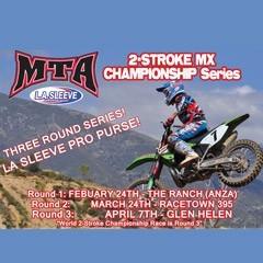 MTA 2-Stroke MX Championship 2013